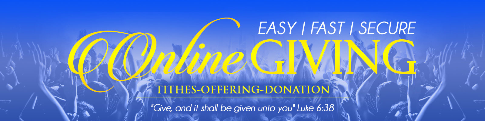 online giving123
